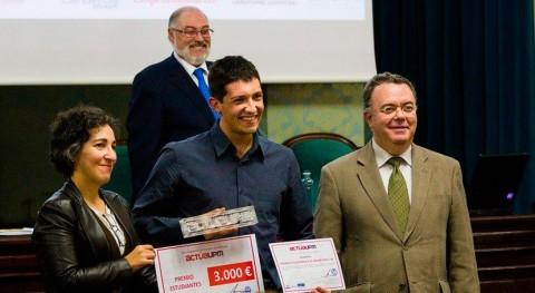 Recycle loT, proyecto que fomenta reciclaje ciudadano, reconocido premio 'actúaupm'