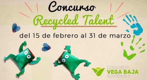 Consorcio Vega Baja Sostenible pone marcha primer concurso infantil reciclaje