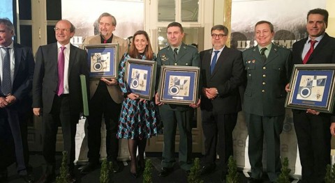 Recyclia entrega III Premios Medio Ambiente