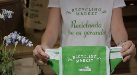 tercera edición Recycling Market acerca consumo responsable más 3.000 personas