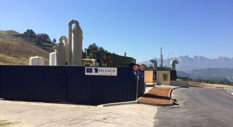 Probada éxito tecnología tratar agua contaminada generada vertederos