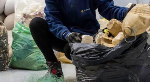 RepescaPlas aborda reciclado químico basuras marinas tercera anualidad