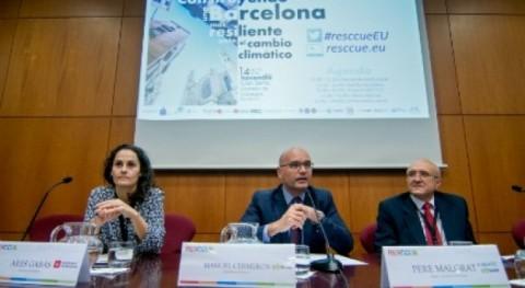 Proyecto RESCCUE: Construyendo Barcelona más resiliente servicios urbanos