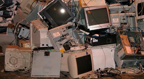 Andalucía destaca cooperación institucional gestión residuos aparatos eléctricos