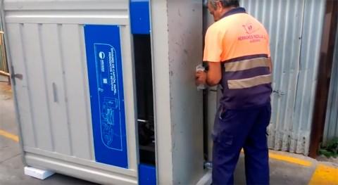 "Diseñan sistema ""inteligente"" que prevé volumen contenedores residuos"