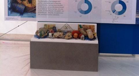 basura marina proyecto MARVIVA se exhibirá Salón Náutico Barcelona