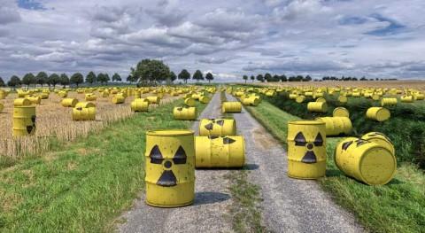 Greenpeace denuncia que ningún Estado ha logrado gestionar residuos nucleares forma segura