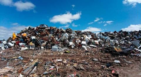 Advertencia final España gestión residuos varias regiones