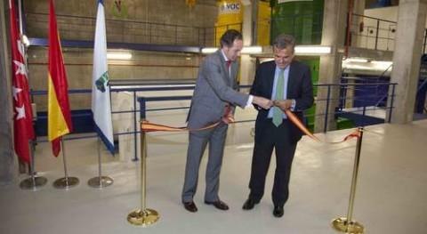 Majadahonda abre 5ª central recogida neumática residuos