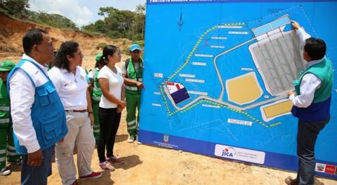 planta reaprovechamiento residuos sólidos Perú se construirá 2019