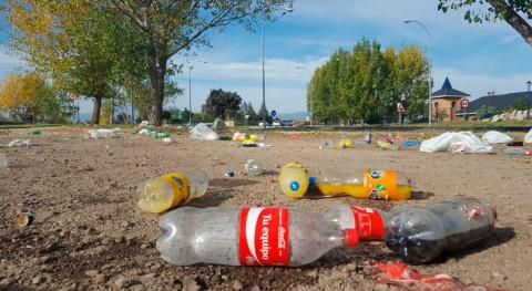 ¿Cuáles son residuos más abandonados España?