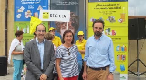 campaña Recicla y Respira mejorar recogida selectiva llega Rioja