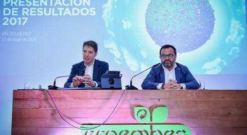 envases domésticos se sitúan año más como residuos urbanos más reciclados España