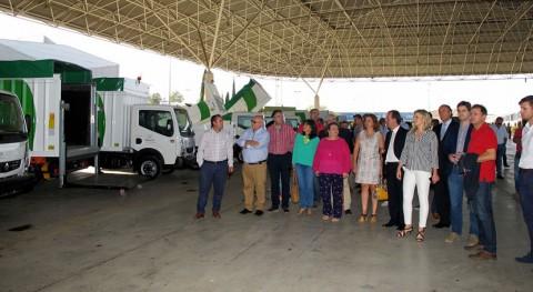 """Resurja, Jaén logra """" sistema modélico"""" gestión residuos toda provincia"""