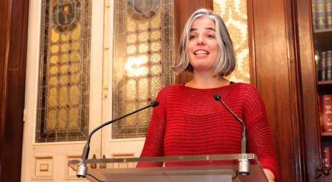 vecinos Rego Auga piden al Ayuntamiento Coruña retirar contenedores zona