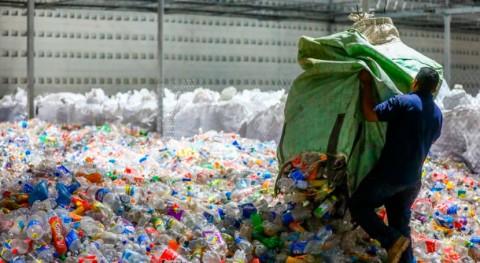 """reto """"Recicla"""" recolecta Salvador 4,5 millones botellas plástico 48 horas"""