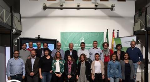 Primera reunión proyecto europeo Interreg Enhance fomentar economía circular