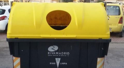 Rivas refuerza limpieza viaria y recogida residuos Navidad