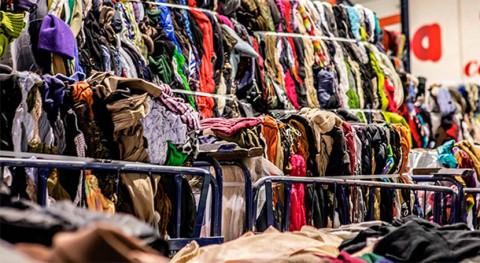 INTEXTER, reutilizar kilo ropa supone ahorro equivalente 25 kilos CO2