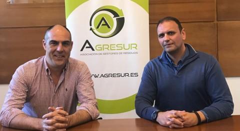 Relevo Presidencia Agresur: Rubén Barreno Martínez, reelegido segunda vez
