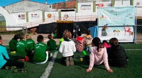 campaña concienciación reciclaje 'Salvemos Navidad' desembarca Huelva