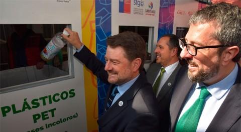 Santiago REcicla: marcha proyecto más ambicioso reciclaje Chile
