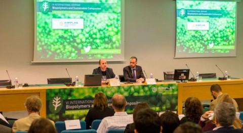 Bioplásticos altas prestaciones se dan cita Valencia