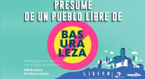 Más 300 municipios ya se han adherido campaña LIBERA #MiPuebloSinBasuraleza