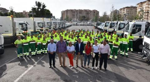 Fuengirola invierte 6 millones euros anuales servicio limpieza viaria