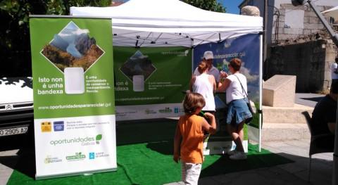 Siete nuevos municipios Lugo se suman cultura reciclaje