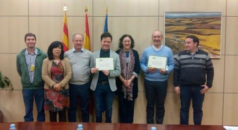Aragón duplica recogida envases fitosanitarios últimos 6 años