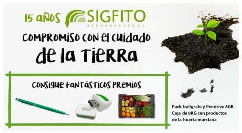 Sigfito busca mejor compromiso medioambiental