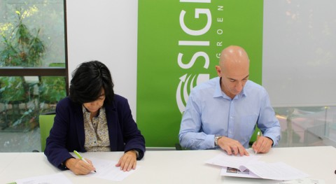 Fundación Global Nature y SIGFITO se unen analizar gestión residuos agrarios