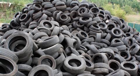SIGNUS recicla cerca 200.000 toneladas neumáticos fuera uso 2016
