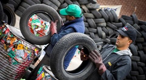 SIGNUS gestionó más 185.000 toneladas neumáticos usados 2011