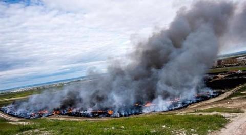 Madrid encomienda TRAGSA retirada residuos generados incendio Seseña