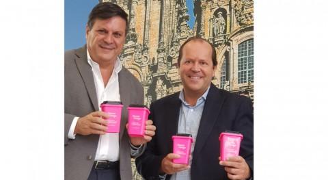 SOGAMA apoya lucha cáncer mama través minicontenedores rosas
