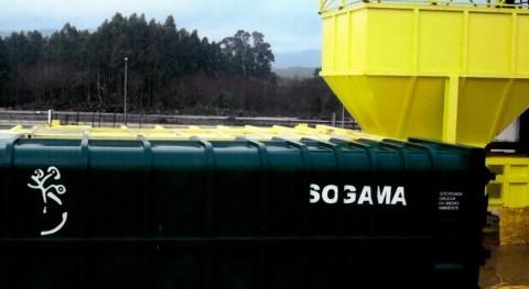 Sogama licita mantenimiento red microplantas transferencia residuos