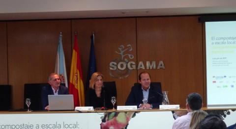SOGAMA apela colaboración y innovación seguir avanzando compostaje