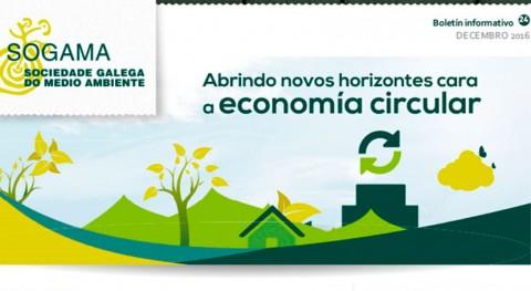 """"""" Memoria Sostenibilidad 2015 Sogama es punto partida economía circular"""""""