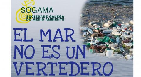 Sogama lanza manual explicar problemática basura ecosistemas marinos