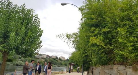 Ponte, Ourense, será barrio 100 % sostenible y abastecido energías renovables
