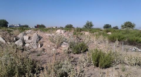 Madrid levantará bosque urbano suelo deteriorado vertido ilegal escombros