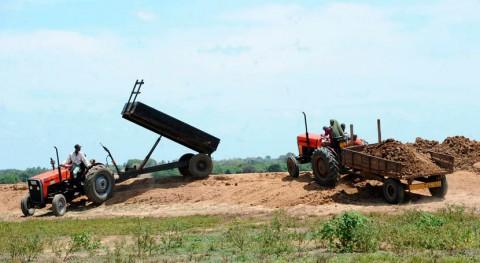 tercio suelos mundo están degradados
