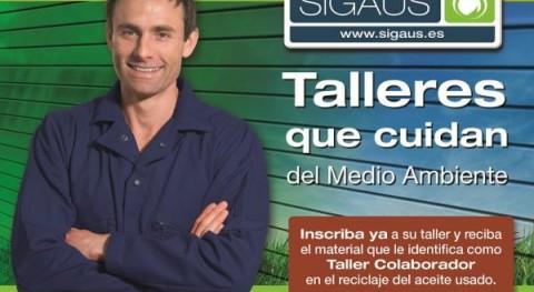 2.000 talleres ya cuentan distintivo Taller Colaborador SIGAUS