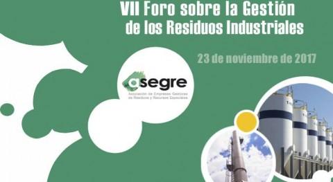economía circular, debate VII Foro ASEGRE