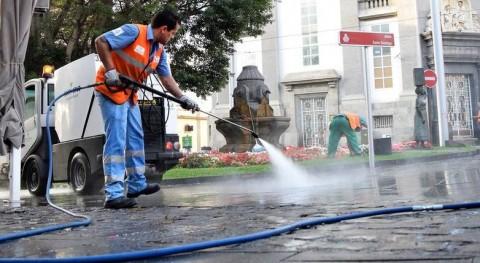 Santa Cruz Tenerife inverirá 21 millones anuales limpieza durante próximos ocho años
