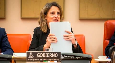 Teresa Ribera presentará Cortes proyecto ley plásticos solo uso