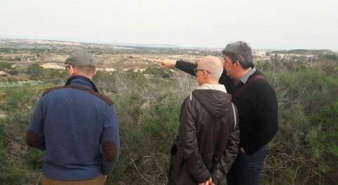 Decidida ubicación próxima planta transferencia residuos Guardamar Segura