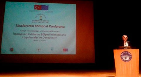 Agencia Residuos Cataluña participa Conferencia final proyecto Turkey Compost